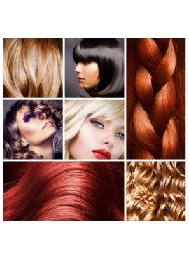 25 stk Eksklusiv remy hår extension i bodywave, 1 grams totter, valgfri farve til hotfusion metoden