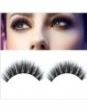 Ægte Mink Falske Eyelash Extension 12 mm