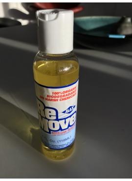 Organisk remover til tape 118 ml