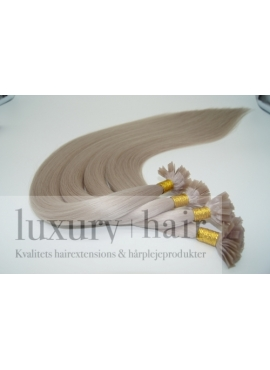 Silver, Premium luxury 60 cm langt, 1,1 grams totter, 100 totter til hotfusion