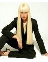 60 Lysest blond, tape hår 4 cm brede luksus remy baner