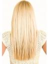 613 LysBlond Tape Hair Extension, SkinWeft, Luksus Remy Hår, 50 cm